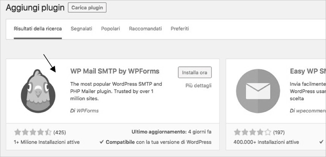 Plugin WPMail SMTP